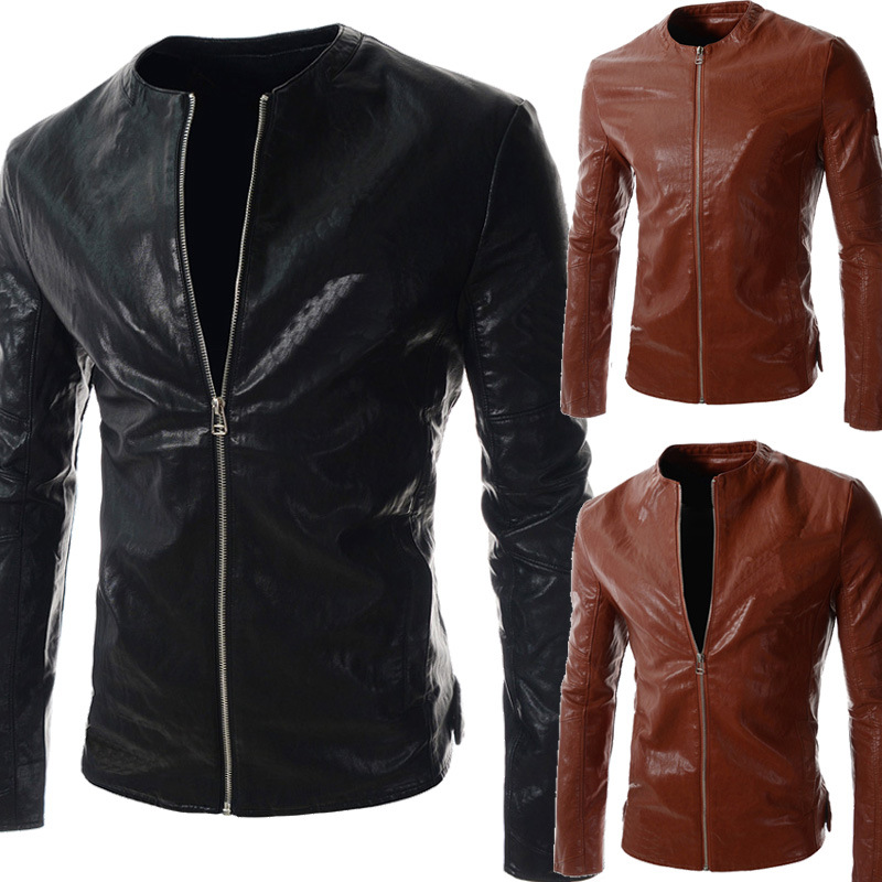 Cheap Leather Jacket
