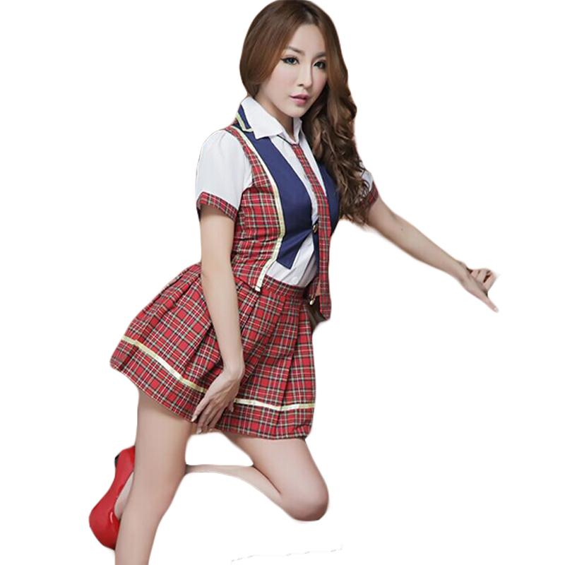 Adult school girl costumes