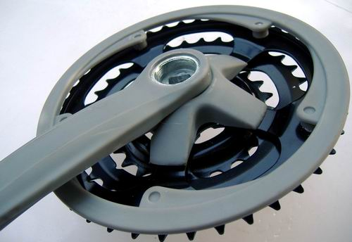 Bicycle mountain bike crankset tooth plate chain sprocket roulette gear bicycle accessories parts - Rita 's store