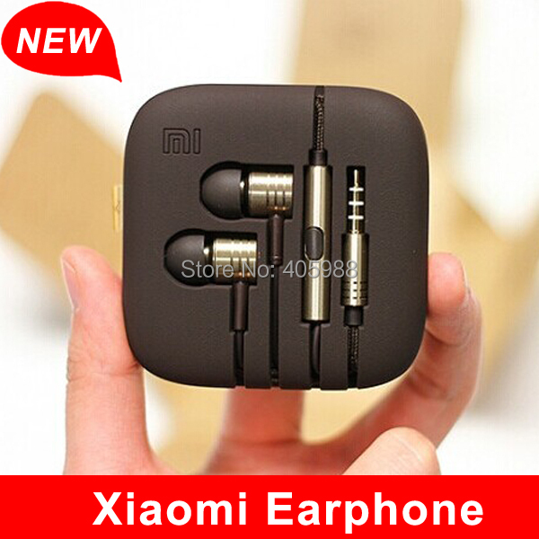 Fashion xiaomi Earphones Stereo 3.5mm Jack Bass Ear noise isolating Headphones MP3 MP4 Android Mobile Phone MIC Headsets - Shenzhen Sinava Technology Co., Limited store