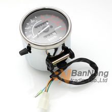 Buy Motorcycle Gauges Cluster Speedometer Tachometer Odometer KM/H RPM Instrument Assembly HONDA Steed 400 600 VLX400 600 CA250 for $24.90 in AliExpress store