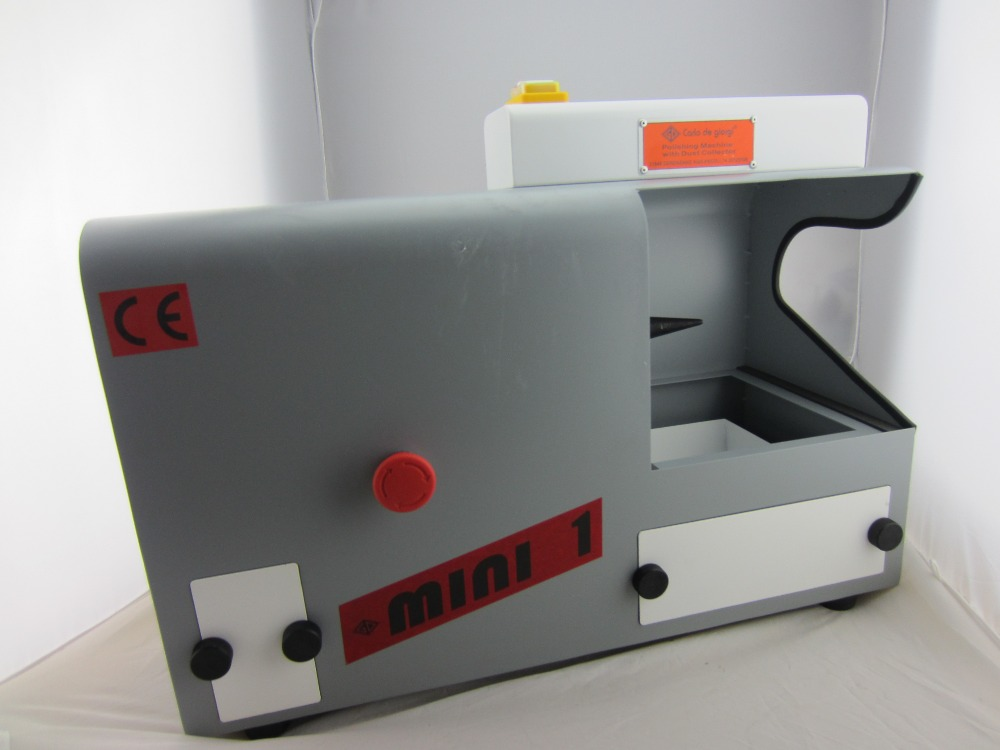 jewelry polishing machine single-head jewelry rotary polisher Jewelry grinding machine with dust collector joyeria(China (Mainland))