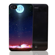 330T Anime Neon Genesis Evangelion Hard Transparent Clear Case for iPhone 4 4s 5 5s SE 5c 6 6s & Plus