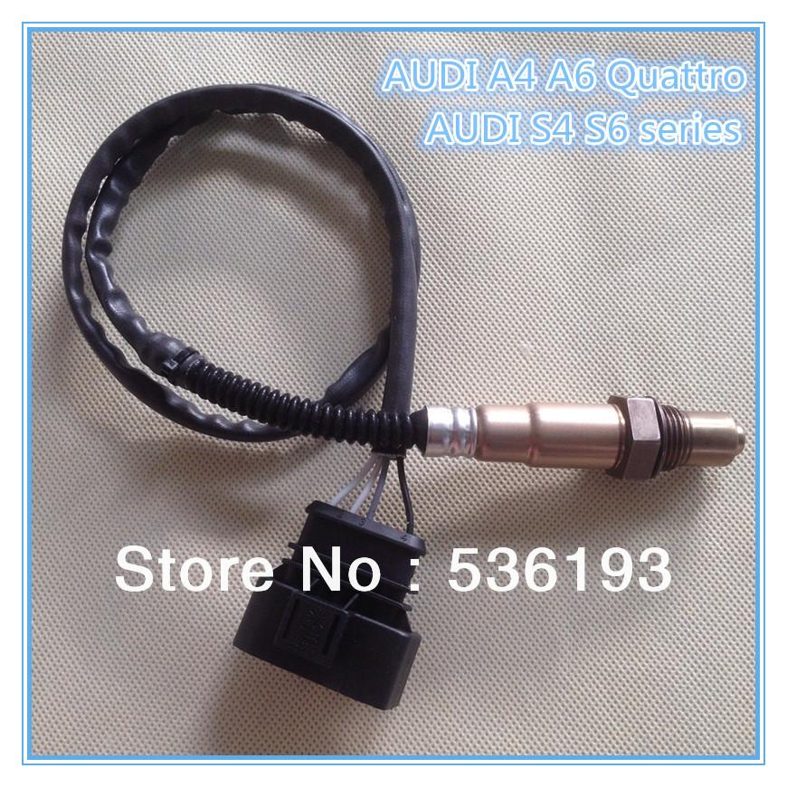 ! O2 Sensor Lambda / Oxygen AUDI A4 A6 Quattro S4 S6 0258006287/0258006288 - TIANBANG20135 store