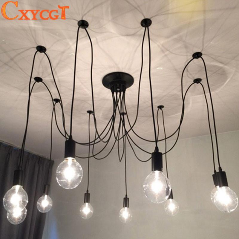 achetez en gros araign e lampe en ligne des grossistes. Black Bedroom Furniture Sets. Home Design Ideas