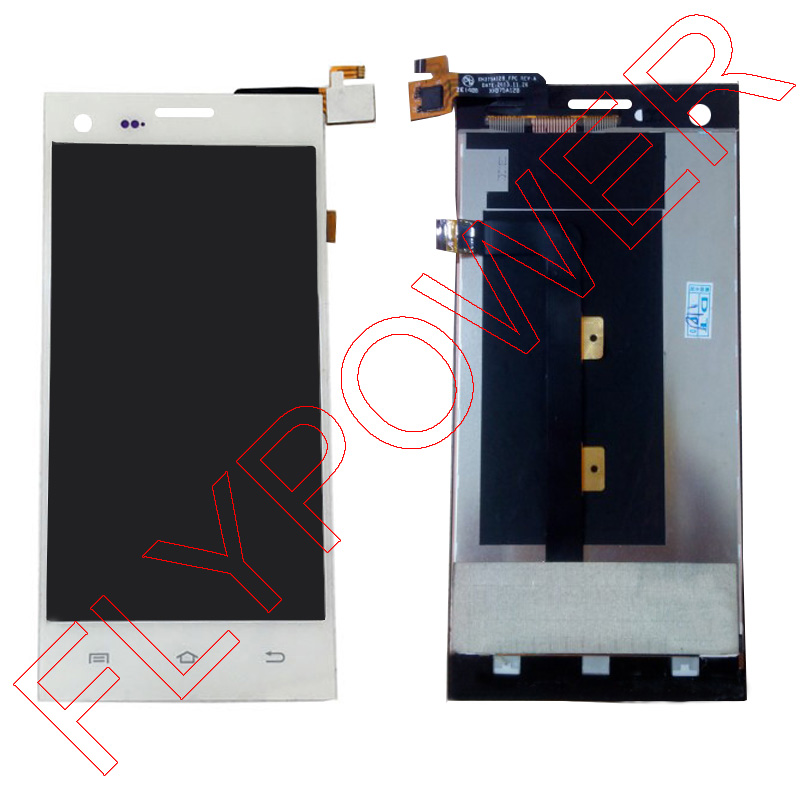 Здесь можно купить  For THL T11 LCD Screen Display with Touch Screen Digitizer Assembly by free shipping; Black color; HQ  Телефоны и Телекоммуникации