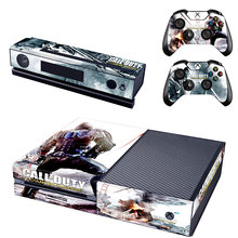 Call of duty Vinyl Skin Sticker Protector for Microsoft Xbox One and 2 controller skins Stickers for XBOXONE GSTM0061