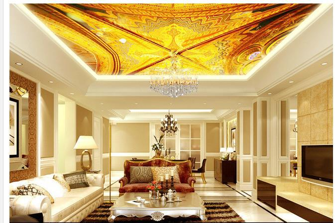 Buy 3d wallpaper tv background wallpaper - Exemple de decoration maison ...