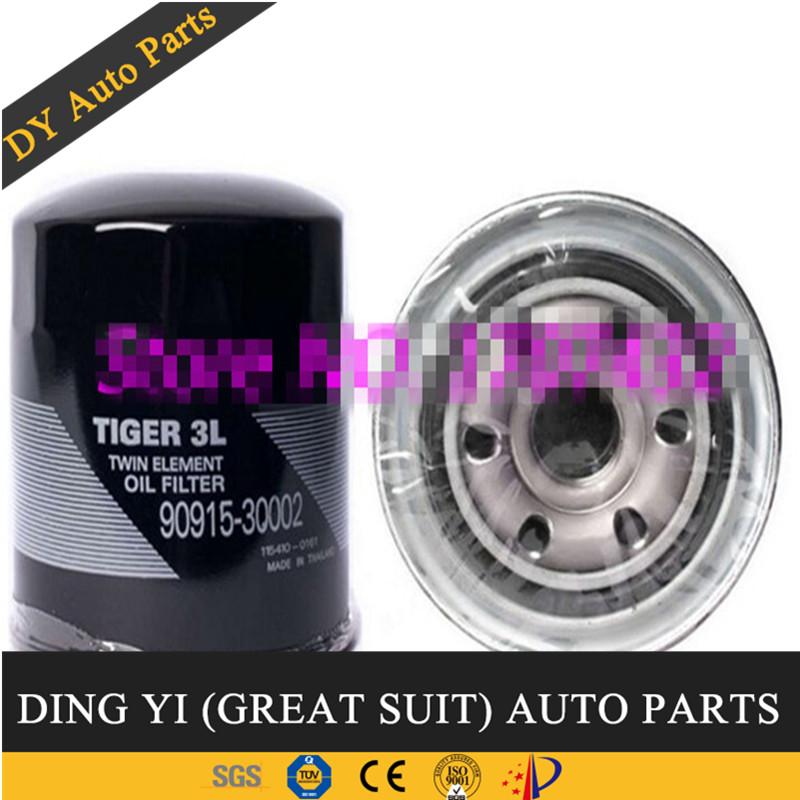 Auto oil filter 90915-30002-8T for Toyota LAND CRUISER 4 RUNNER HIACE HILUX Pickup AVENSIS PRADO FORD VW TARO(China (Mainland))
