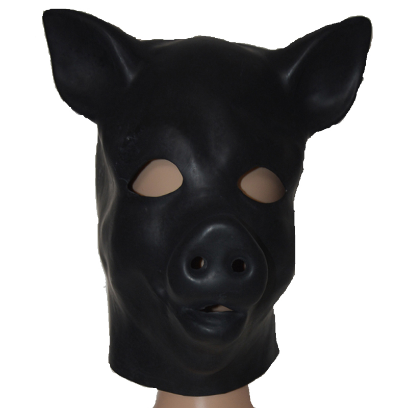 Латекс костюм маска видео фото 627-818