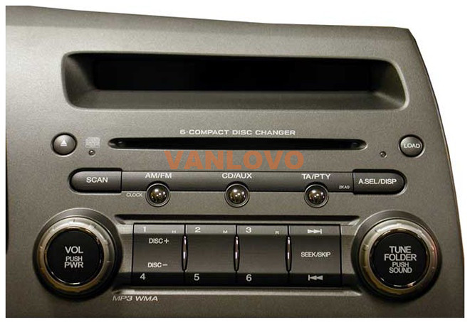 Vw Scirocco 2008 /> Bluetooth streaming de música A2dp Adaptador Manos Libres Inalámbrico Kit