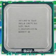 Оригинальный E8600 процессора ( 3.33 ГГц / 6 м / 1333 ГГц ) 775 бесплатная доставка