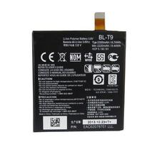 Высокое качество BL-T9 2300 мАч литий-ионный полимерный аккумулятор Fit шлейф для LG связь 5 D820 бесплатная доставка
