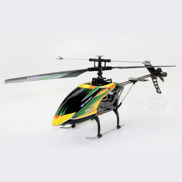 Hot sale WLtoys V912 Sky Dancer 4CH Single Blade RC Helicopter With Gyro RTF(China (Mainland))