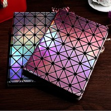 New Luxury Colorful Bling Laser Diamond Flip Stand Leather Case Smart Cover For ipad mini 1/2/3 Retina ipad 2 3 4 Air 1/2 Shell(China (Mainland))