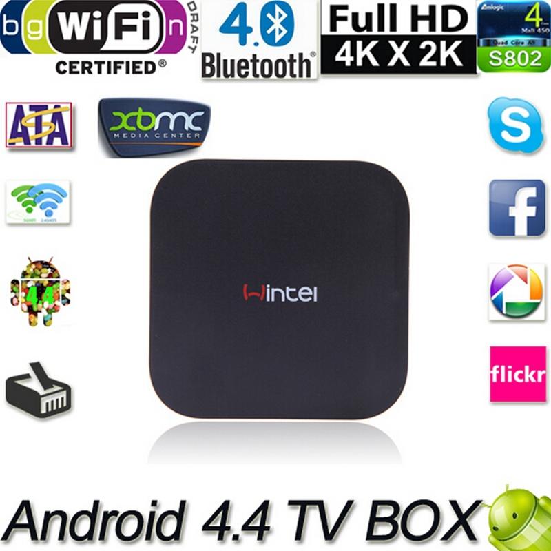 CX-W8 wintel tv box windows 8.1 android dual os 1.33GHz Atom Z3735F smart tv box 2G/32G Quad Core HDMI Wifi Top tv box(China (Mainland))
