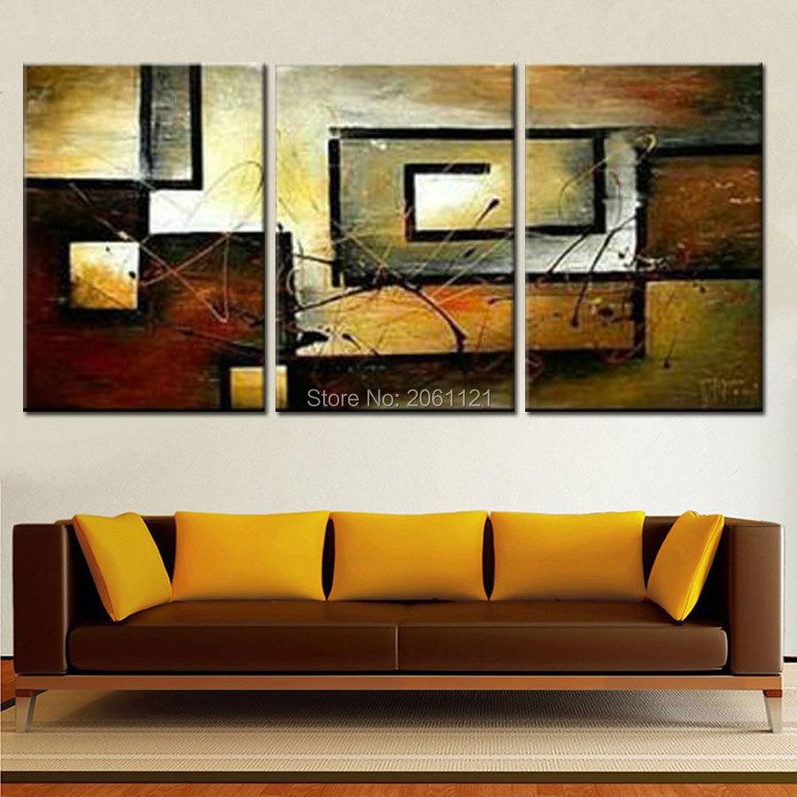 Online kopen wholesale grijs wall art uit china grijs wall art groothandel for Schilderen moderne volwassen kamer