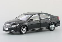 Специальное Предложение! черный Toyota Camry 1:18 7-го Поколения Литья Под Давлением Игрушка Металл Миниатюрная Модель Автомобильные Комплекты