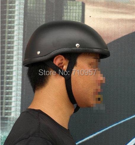 New FIBER GLASS Vintage Half face Motorcycle helmet for Vespa Retro Rider Free Size harley(China (Mainland))