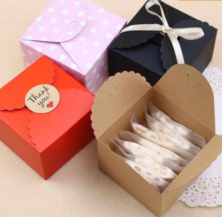 Упаковка для подарков торт 998