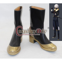 Touken Ranbu Nakigitsune Shoes Adult Halloween Anime Cosplay Shoes Custom Made D0611