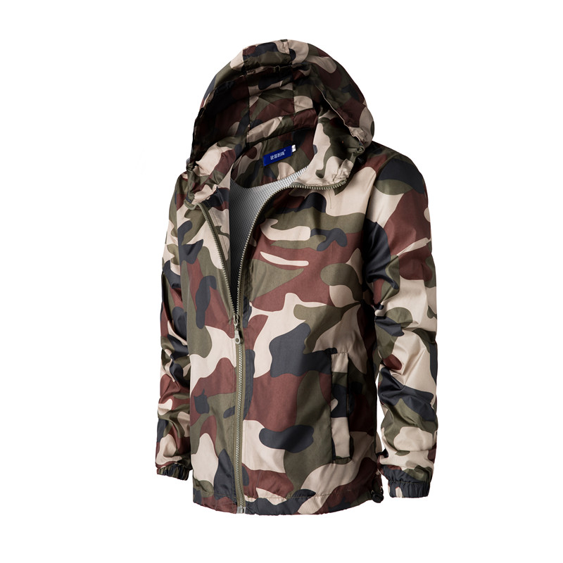 New Brand-clothing Jaqueta Men Fashion Camouflage Jacket Men Military Jackets 2016 Men's Jackets Spring Autumn Chaquetas Hombre(China (Mainland))