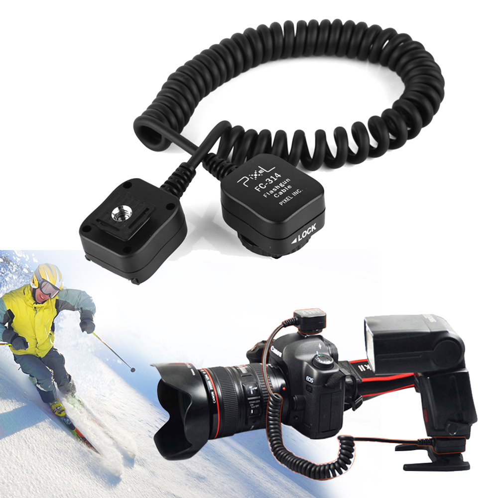 panasonic Olympus off-camera cord