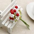 new 25Meter Garland Tape Artificial Flower Fixed Supplies For Wedding Decoration DIY Wreath Flores Garland Supplies Tape Glue