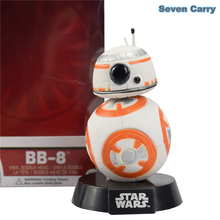 Buy Funko POP Star Wars BB-8 61# Car Autonmobile Head Shaking Doll PVC Action Figures Collectible Model Toy 10cm CSXA32 for $12.55 in AliExpress store