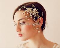 crystal Wedding headdress fashion bridal head band wedding hair jewelry accessory