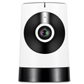 WIFI IP Cam 1 0MP 720P 180 degree Fisheye mini Panorama webcam P2P network IR Night