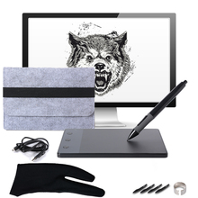 Huion H420 Graphics Drawing Tablet + Cordless Digital Pen