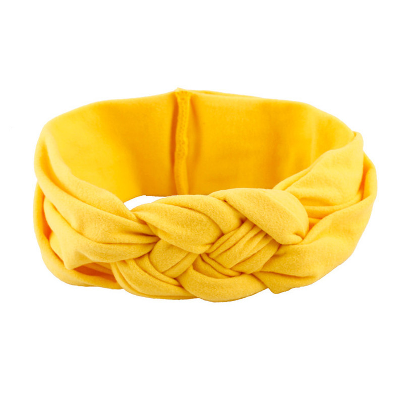 Modern Baby Girls Elastic Headband Hair Accessories Toddler Head Wrap For Kids 8Colors To Choose Aug05(China (Mainland))