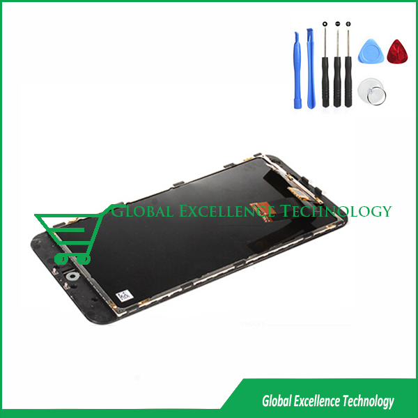 black new original For meizu m1 note LCD Display Touch Screen Digitizer with frame free Tools