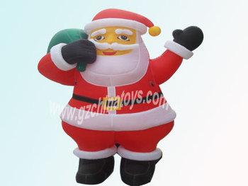 2M high inflatable santa