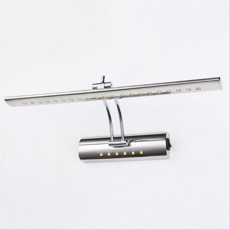 Badkamer Wandlamp Rvs ~ Rvs waterdichte led Spiegel voorlamp led lampen high power wandlamp