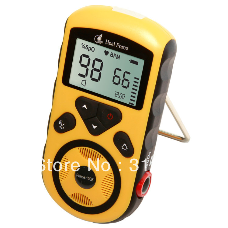 FREE data Adult infant probe pulse oximeter healforce SPo2 PR homecare FDA CE approved English france Russian software - oxistar Medical co. store