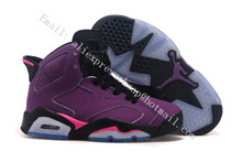 New 2016 women air jordan 6 v retro hare shoes infrared black white with original box for sale woman size US5.5 to 8.5(China (Mainland))