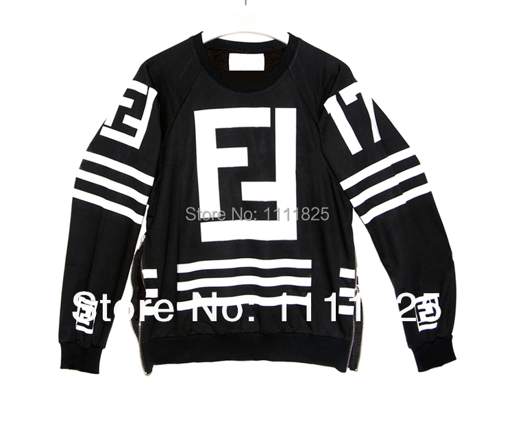 Chanel Sweatshirt Mens Women/men Sweatshirt Fake cc