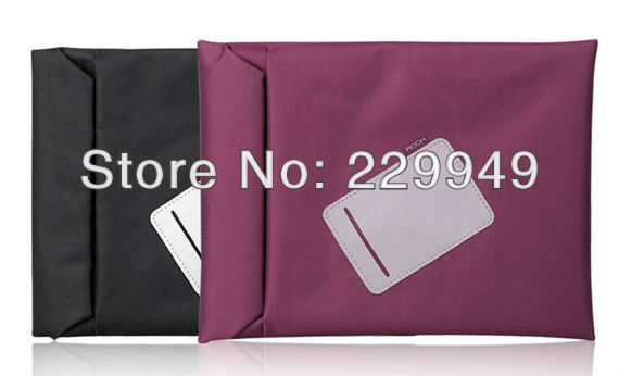 Original ROCK Case Peerless Series portable tablet case for ipad 2 ipad 3 mini ipad sleeve case bag
