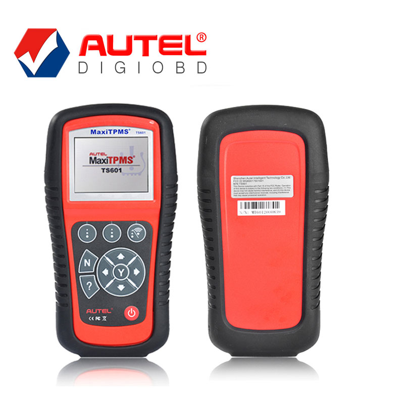 Autel MaxiTPMS TS601 the most powerful TPMS diagnostic & service tool TPMS Relearn, Programming and Coding Tool(China (Mainland))