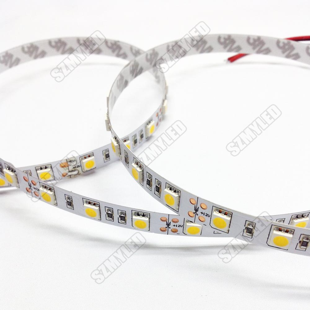 led strip 5050 smd 12V flexible Neon light 60 LEDs /m RGB,White,White warm,Blue,Green,Red,Yellow,1M/Lot,Free Shipping(China (Mainland))