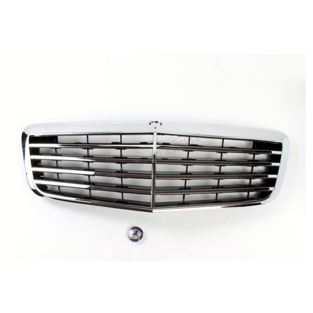 Online buy wholesale mercedes benz grill from china for Mercedes benz wholesale