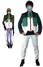 Gundam00 Celestial Being Lockon Stratus Gundam Meisters Uniform Anime Cosplay Costume