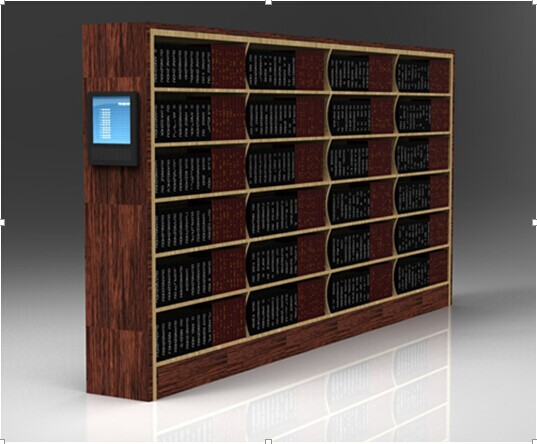 Library management real-time detection equipment,Single sided bookshelves (Excluding shelves)(China (Mainland))
