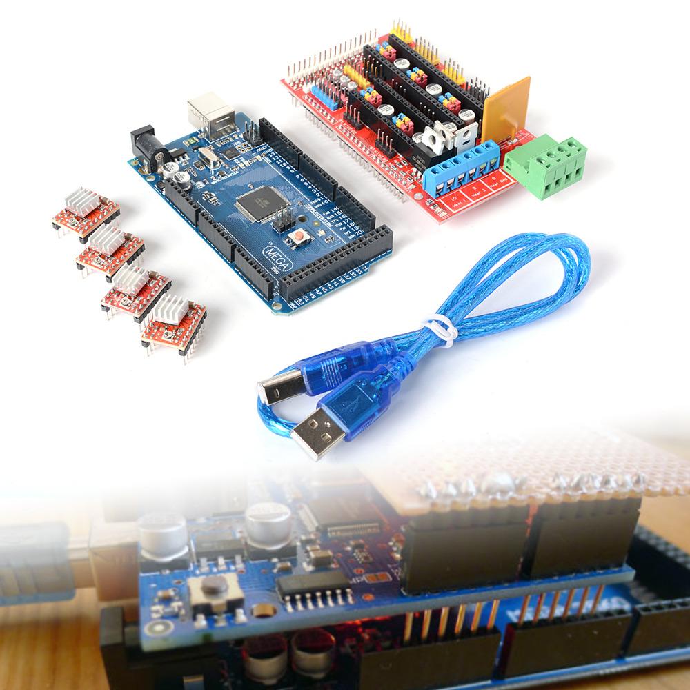 3D Printer Parts Accessories Tmc2208 Stepper Motor Driver Tester Stacka