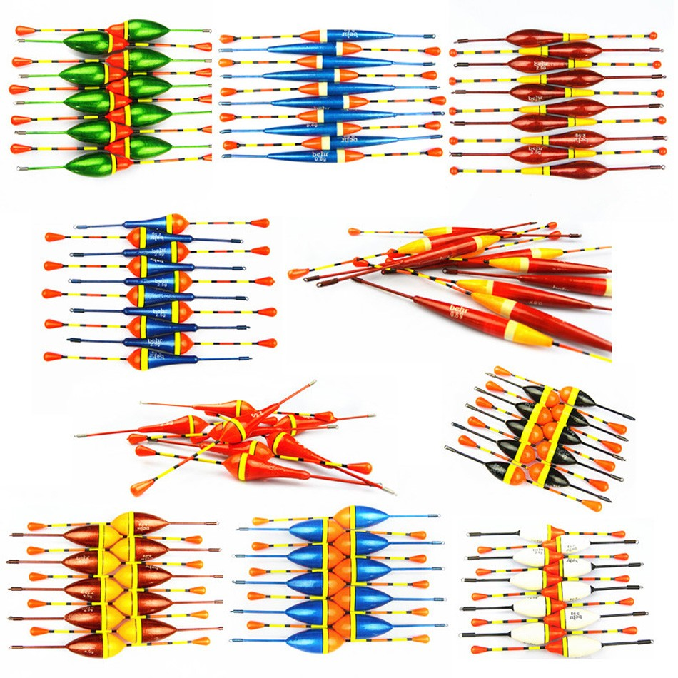 Anmuka 100pc Mix Color Size Float Set For All Kinds Of Fishing Carp Scooter Sunl Adventure Wiring Diagram 1 Image 51007 15