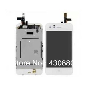 White black New Touch screen Digitizer&LCD Display Assembly for iPhone 3G replacement With Tools(China (Mainland))