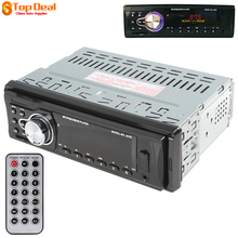 2015 New Car Radio Player Car Audio Auto Stereo FM Receiver MP3 MP4 USD/SD Card /AUX in Car radios In-Dash(China (Mainland))