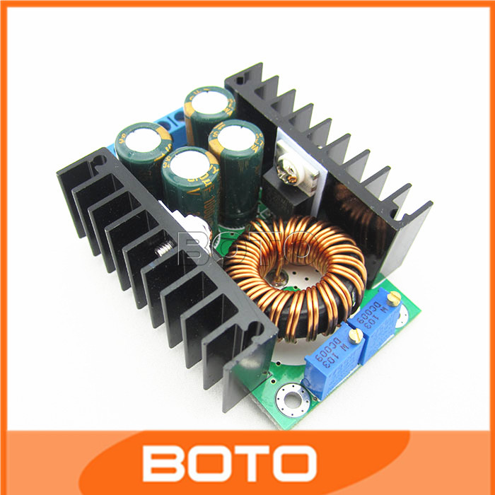 5pcs 24V to 12V Converter 12A Adjustable Power Module DC 7-40V to 1.2-35V Converter Constant Current Constant Voltage #200395(China (Mainland))